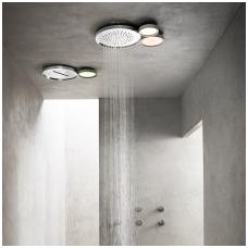Dušas montuojamas lubose