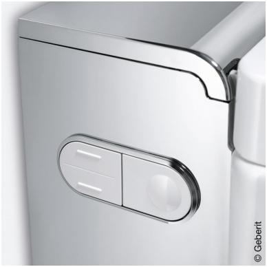 Išmanusis pakabinamas WC Geberit AquaClean Mera Comfort 7