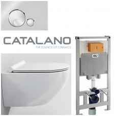 Potinkinis WC komplektas Catalano Sfera NewFlush