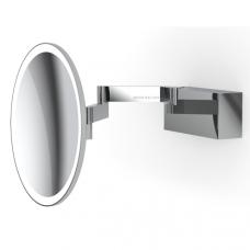 Kosmetinis veidrodis su LED apšvietimu Decor Walther Contract Chromas