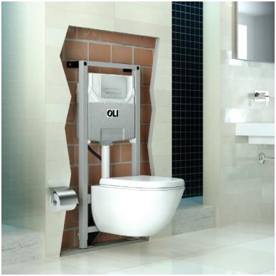 Potinkinis WC komplektas Catalano Italy 9