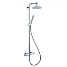 Virštinkinė termostatinė dušo sistema